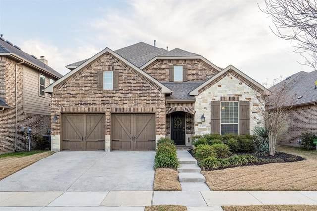 1109 4th Street, Argyle, TX 76226 (MLS #14494641) :: Post Oak Realty