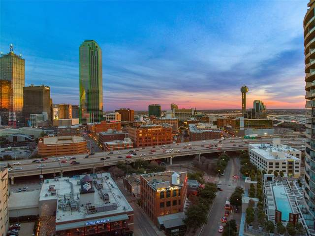 2323 N Houston Street #407, Dallas, TX 75219 (MLS #14494680) :: The Juli Black Team