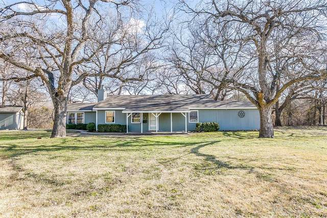 875 Tanglewood Drive, Weatherford, TX 76087 (MLS #14494692) :: The Rhodes Team