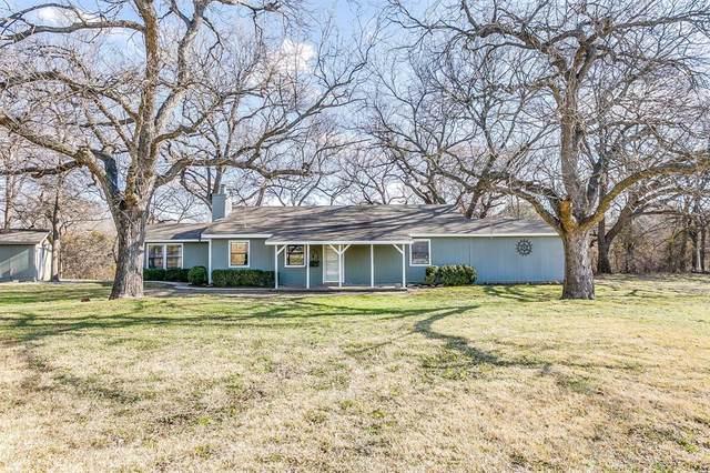 875 Tanglewood Drive, Weatherford, TX 76087 (MLS #14494692) :: The Daniel Team