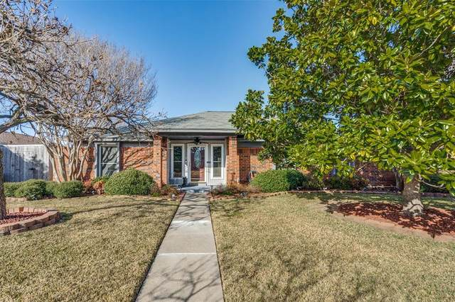 1317 Colmar Drive, Plano, TX 75023 (MLS #14494699) :: All Cities USA Realty