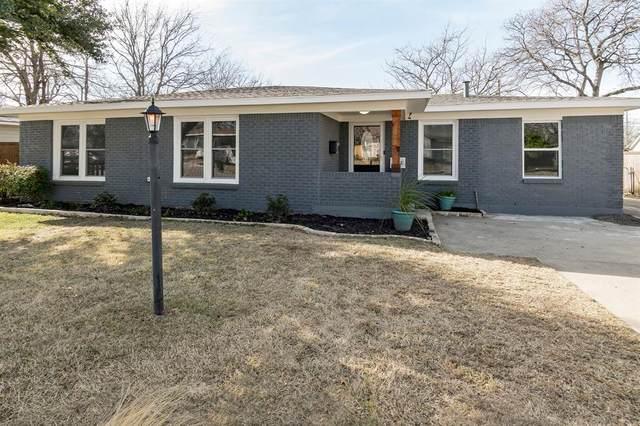 1128 Bellaire Drive, Grapevine, TX 76051 (MLS #14494709) :: RE/MAX Pinnacle Group REALTORS