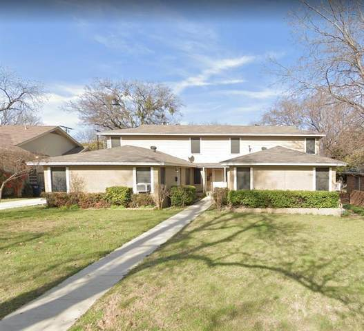 3428 W 6th Street, Fort Worth, TX 76107 (MLS #14494720) :: The Mauelshagen Group