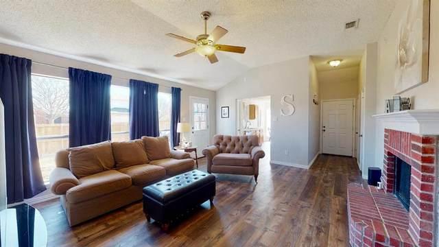 1101 Lake Bluff Drive, Little Elm, TX 75068 (MLS #14494735) :: Post Oak Realty