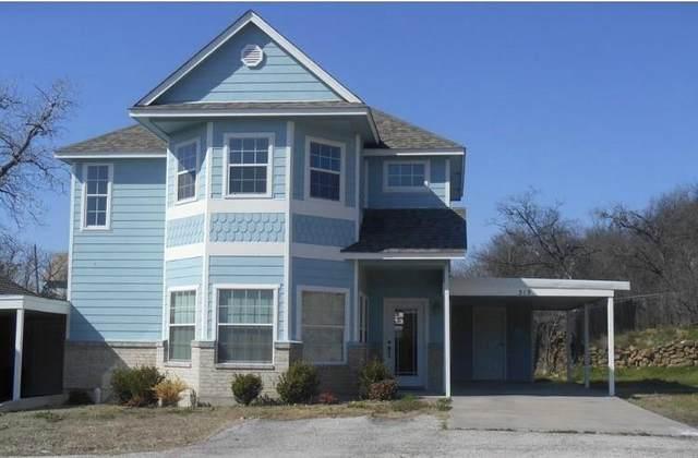519 NE 1st Street, Mineral Wells, TX 76067 (MLS #14494743) :: Real Estate By Design