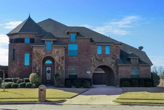 300 Hidden Cove Court, Keller, TX 76248 (MLS #14494744) :: The Heyl Group at Keller Williams