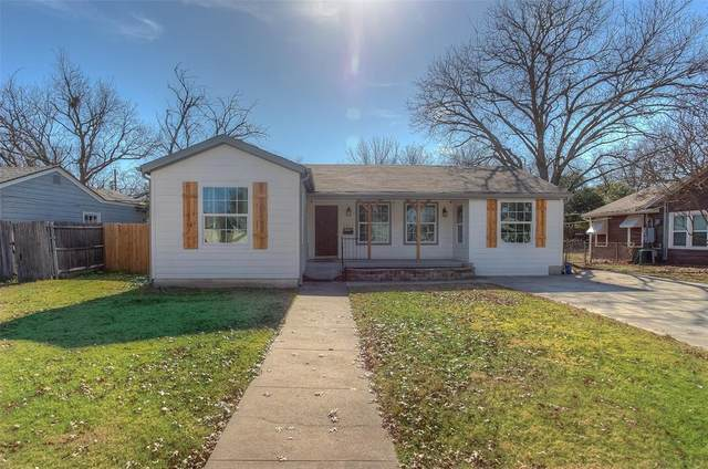 3425 Brady Avenue, Fort Worth, TX 76109 (MLS #14494762) :: The Kimberly Davis Group