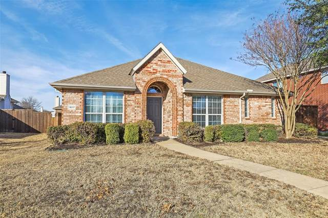 1617 Balboa Lane, Allen, TX 75002 (MLS #14494765) :: The Mauelshagen Group
