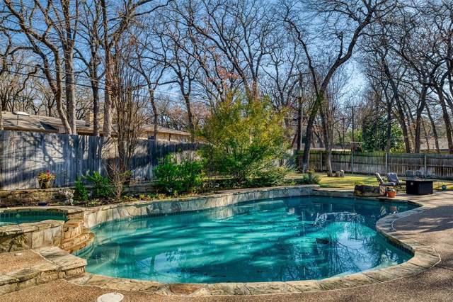 4155 Shady Valley Drive, Arlington, TX 76013 (MLS #14494777) :: Robbins Real Estate Group
