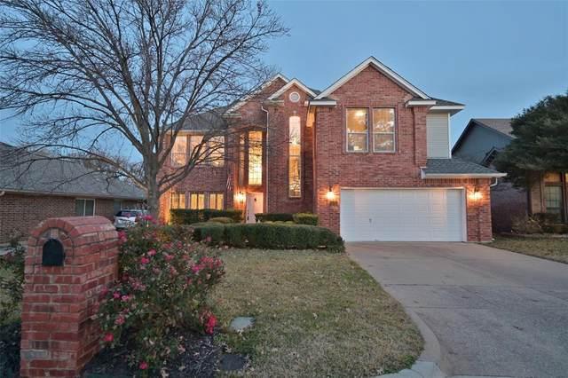 4103 Kingsferry Drive, Arlington, TX 76016 (MLS #14494785) :: The Paula Jones Team   RE/MAX of Abilene
