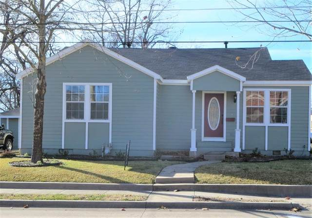 1501 Pecan Street, Commerce, TX 75428 (MLS #14494904) :: The Mauelshagen Group
