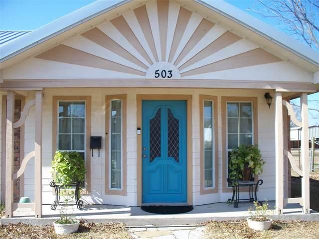503 N Washington Street, Farmersville, TX 75442 (MLS #14494911) :: Team Tiller