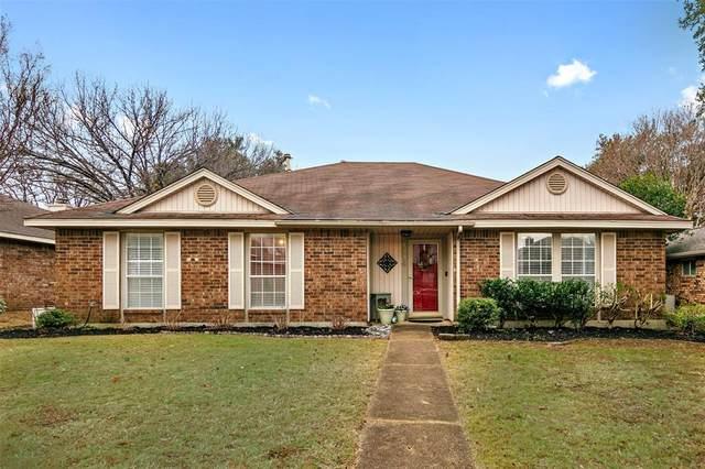 1310 Silver Maple Drive, Carrollton, TX 75007 (MLS #14494975) :: The Good Home Team