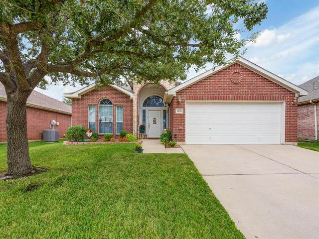 9105 River Falls Drive, Fort Worth, TX 76118 (MLS #14494988) :: The Kimberly Davis Group