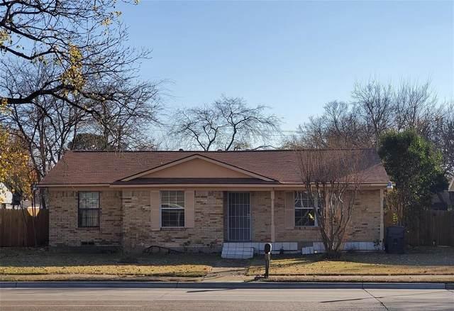 8826 Bruton Road, Dallas, TX 75217 (MLS #14494991) :: The Mauelshagen Group