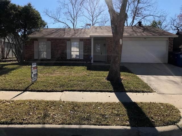 714 Meadow Mead Drive, Allen, TX 75002 (MLS #14494995) :: The Kimberly Davis Group