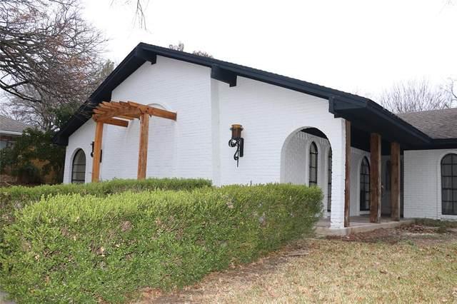 1704 Woodridge Circle, Arlington, TX 76013 (MLS #14494997) :: The Property Guys