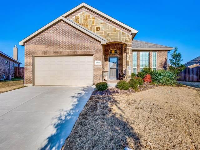 5801 Glenwood Drive, Denton, TX 76208 (MLS #14495005) :: Real Estate By Design