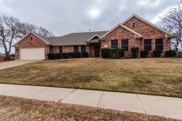 1510 Pine Hills Lane, Corinth, TX 76210 (MLS #14495019) :: All Cities USA Realty