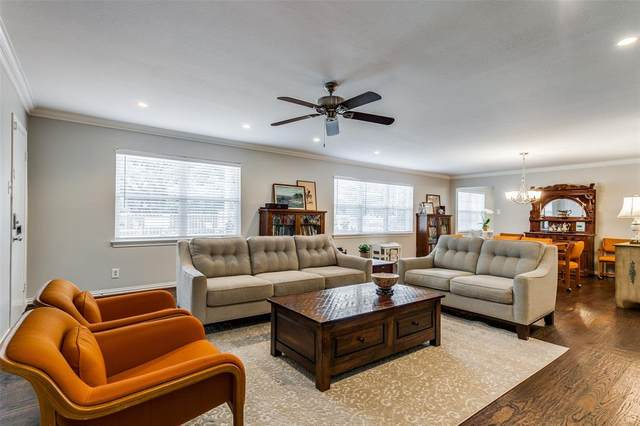 6223 Bandera Avenue A, Dallas, TX 75225 (MLS #14495028) :: Robbins Real Estate Group