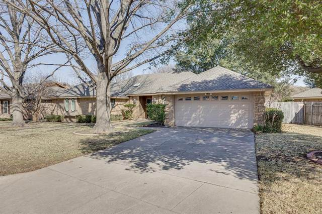 5700 Acapulco Drive, North Richland Hills, TX 76180 (MLS #14495031) :: The Mauelshagen Group