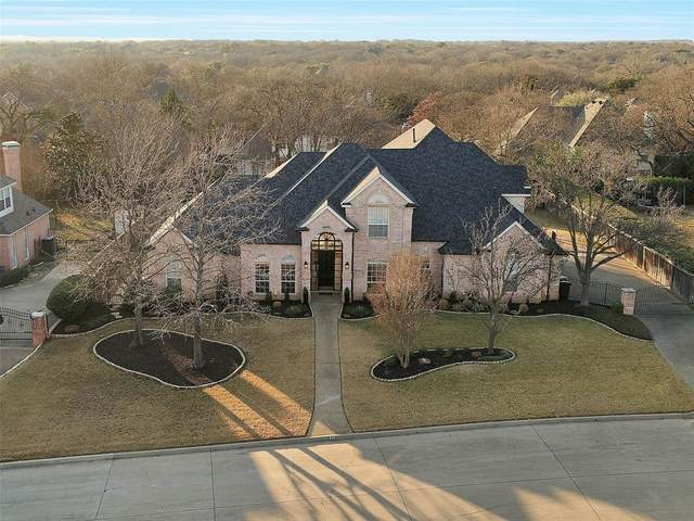 804 Columbia Drive, Southlake, TX 76092 (MLS #14495036) :: The Kimberly Davis Group