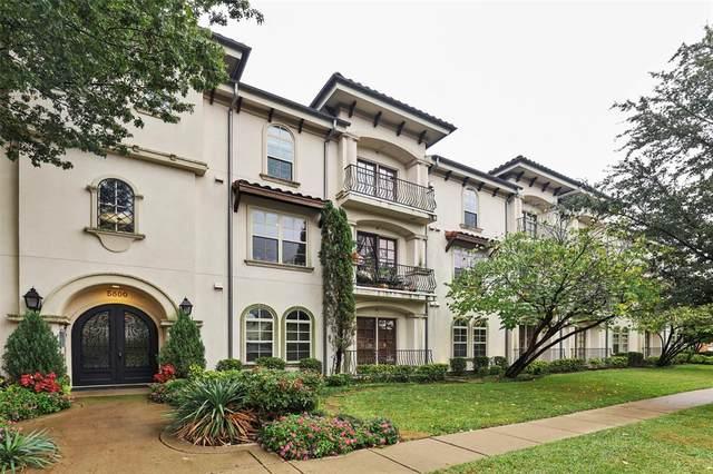 5808 Mccommas Boulevard A108, Dallas, TX 75206 (MLS #14495044) :: The Hornburg Real Estate Group
