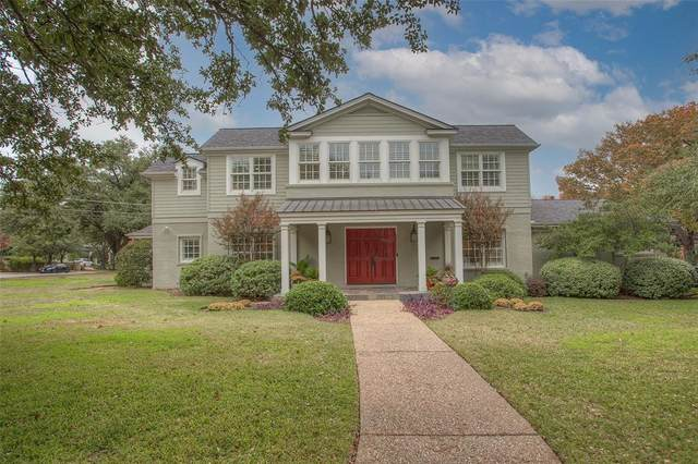 3924 Lenox Drive, Fort Worth, TX 76107 (MLS #14495125) :: Robbins Real Estate Group