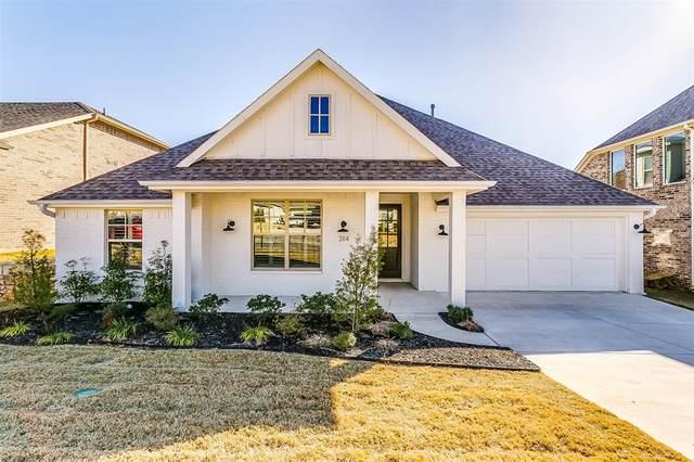314 Bluestem Lane, Aledo, TX 76008 (MLS #14495130) :: The Kimberly Davis Group