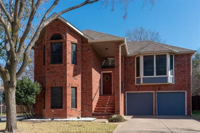 1901 Lilac Lane, Grapevine, TX 76051 (MLS #14495217) :: Robbins Real Estate Group