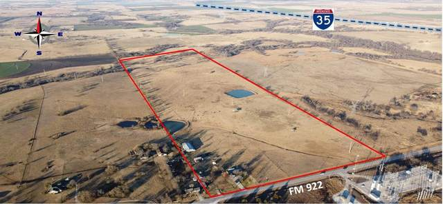 1073 W Fm 922, Valley View, TX 76272 (MLS #14495249) :: The Kimberly Davis Group