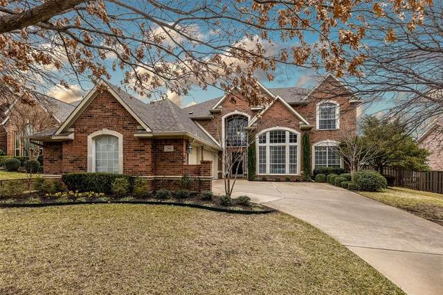 704 Bryson Way, Southlake, TX 76092 (MLS #14495250) :: The Kimberly Davis Group