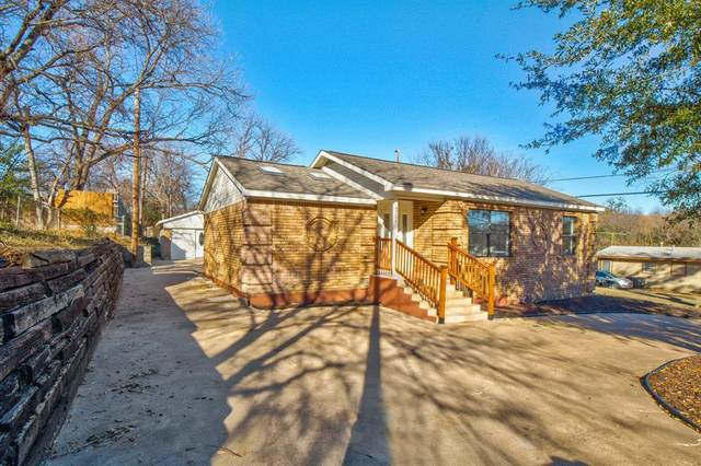 4708 Robinson Street, Fort Worth, TX 76114 (MLS #14495255) :: All Cities USA Realty