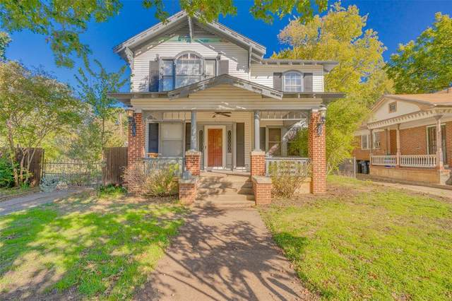 2621 Bomar Avenue, Fort Worth, TX 76103 (MLS #14495283) :: The Mauelshagen Group