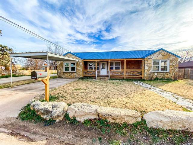 505 N 9th Street, Haskell, TX 79521 (MLS #14495296) :: Team Tiller