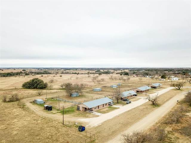 841 County Road 502, Stephenville, TX 76401 (MLS #14495328) :: The Mitchell Group