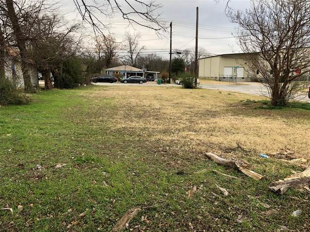 1001 E Hickory Street, Denton, TX 76205 (MLS #14495330) :: The Mauelshagen Group
