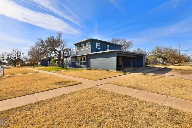 926 Cedar Street, Abilene, TX 79601 (MLS #14495333) :: Feller Realty