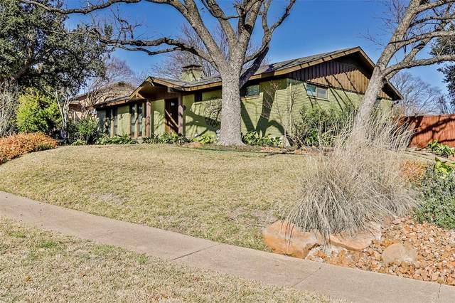 854 Creekridge Drive, Dallas, TX 75218 (MLS #14495351) :: The Kimberly Davis Group