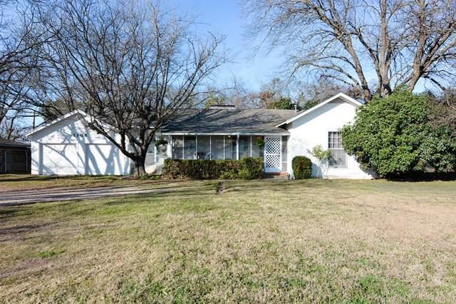 1105 Corsicana Highway, Hillsboro, TX 76645 (MLS #14495354) :: The Kimberly Davis Group