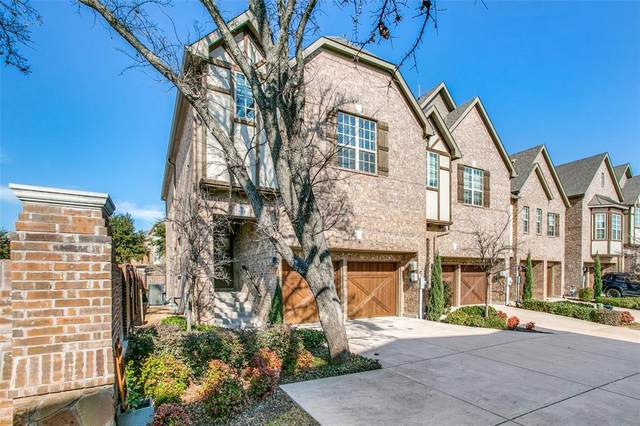 531 Hampshire Drive, Lewisville, TX 75067 (MLS #14495370) :: Post Oak Realty