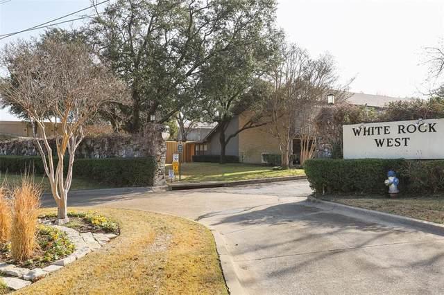 7468 E Northwest Highway #131, Dallas, TX 75231 (MLS #14495425) :: The Mauelshagen Group