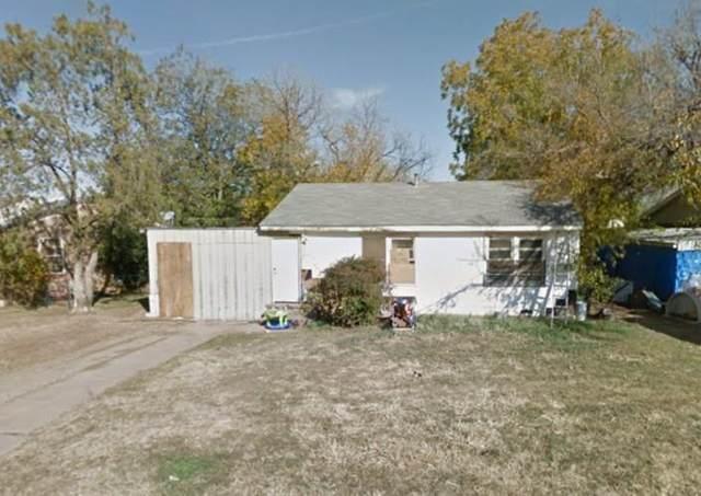 1612 Hamlin Avenue, Wichita Falls, TX 76301 (MLS #14495430) :: Team Hodnett