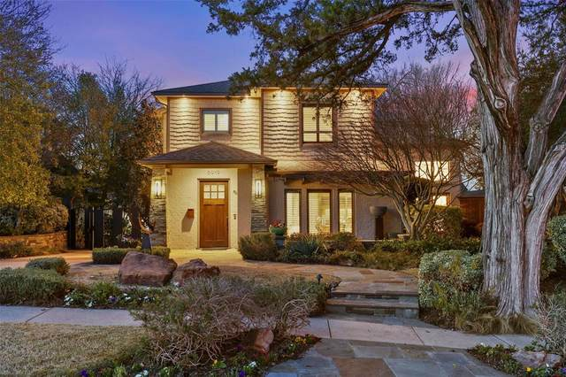 6919 Wildgrove Avenue, Dallas, TX 75214 (MLS #14495431) :: Premier Properties Group of Keller Williams Realty