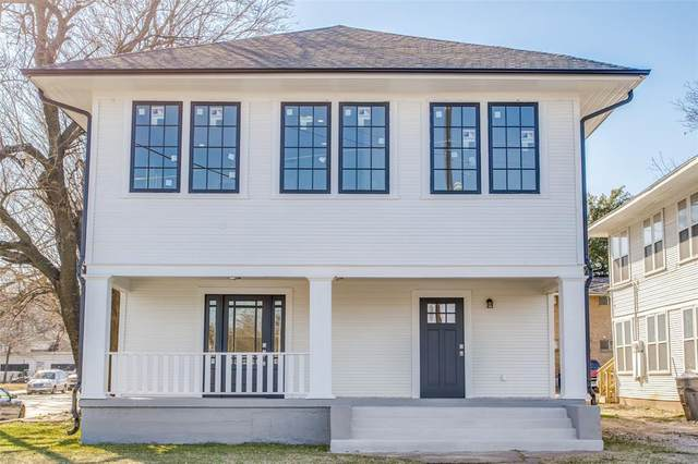 500 W 7th Street, Dallas, TX 75208 (MLS #14495432) :: The Hornburg Real Estate Group
