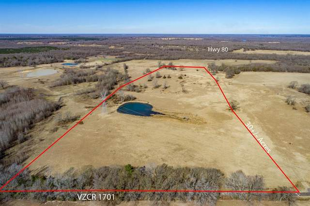 Tract 2 Vz County Road 1701, Grand Saline, TX 75140 (MLS #14495437) :: Real Estate By Design