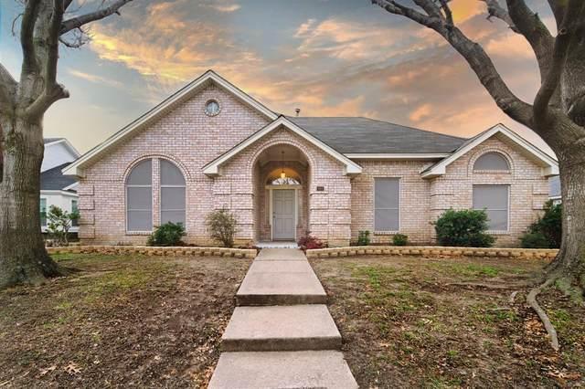 806 Fairlawn Street, Allen, TX 75002 (MLS #14495489) :: The Kimberly Davis Group