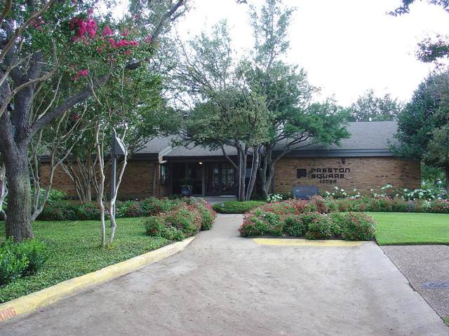 12408 Montego Plaza, Dallas, TX 75230 (MLS #14495527) :: All Cities USA Realty