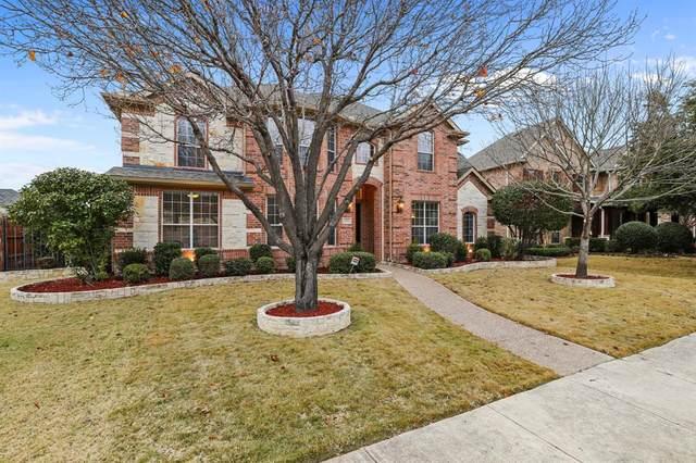 6501 Village Springs Drive, Plano, TX 75024 (MLS #14495600) :: The Good Home Team