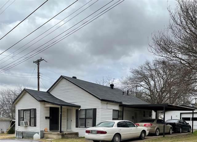 318 N Church Street, Hillsboro, TX 76645 (MLS #14495602) :: Team Hodnett